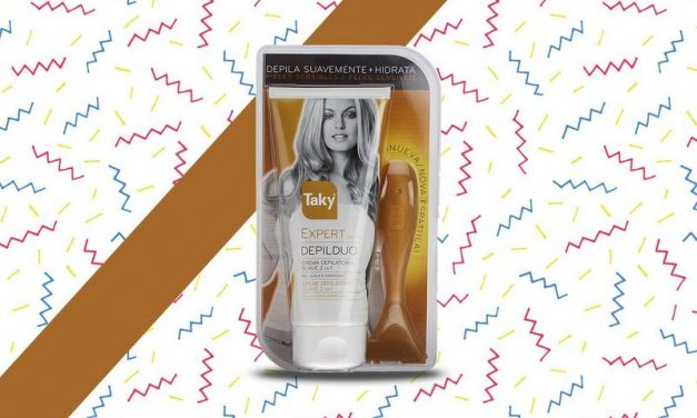 TAKI, la Nueva Crema Depilatoria para Mujer