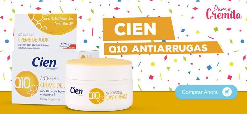crema 100 Q10 antiarrugas