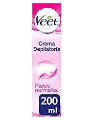 Veet Crema Depilatoria para Pieles Normales - 20 cl