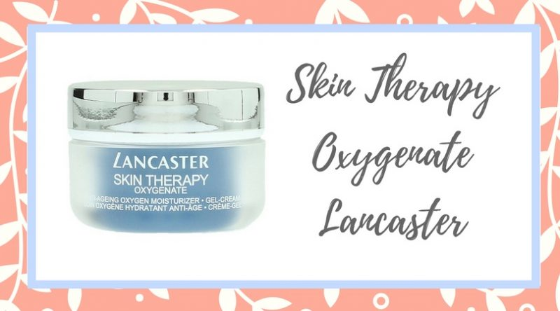 Skin Therapy Oxygenate – Lancaster