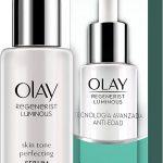 Todo sobre Olay Regenerist Luminous Serum Anti-Edad Perfeccionador