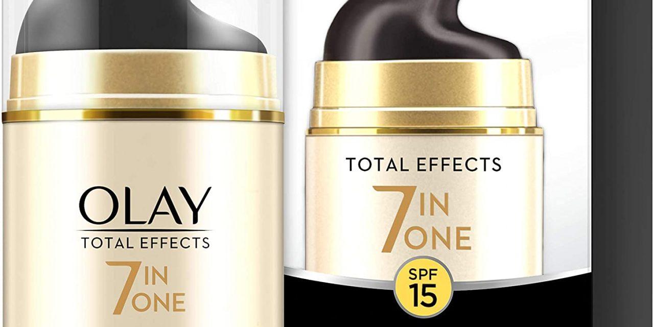 Todo sobre olay Hidratante Anti-Edad Total Effects 7 en 1
